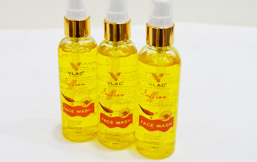 Face Wash - Saffron Honey